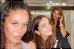 Disha Patani and Krishna Shroff Chilling Out Together is Sure to Make You Miss Your Girl Pal, See Pic