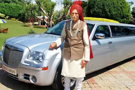 MDH owner Mahashay Dharampal Gulati