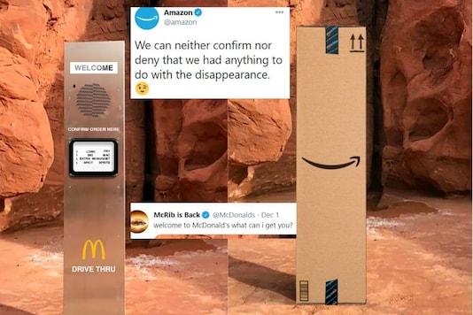 Monolith memes. (Credit: Twitter)