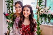 In Pics: Kajal Aggarwal's 'Real vs Reel' Wedding Moments