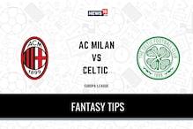 MIL vs CEL Dream11 Team Prediction Europa League 2020-21, AC Milan vs Celtic FC Playing XI, Football Fantasy Tips