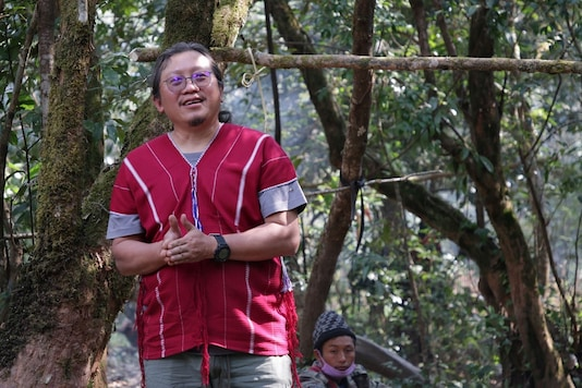 Paul Sein Twa, an indigenous Karen activist and 2020 winner of the Goldman Environmental Prize for Asia. (Credit: Picture courtesy of Goldman Environmental Prize)