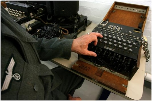 WW2 era Enigma machines were used by the Nazis to send secret messages during the war | Image credit: Reuters (Image for representation)