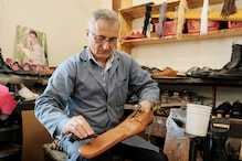 Romanian Cobbler Makes Size-75 Winter Boots to Stamp Out Coronavirus