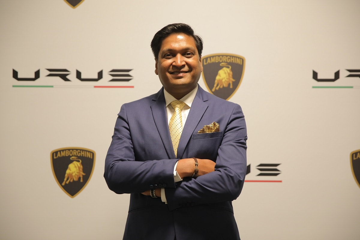 One-Third of Lamborghini Sales Will Come from Non-Metro Cities: Sharad Agarwal | Interview
