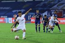 ISL 2020-21: Sunil Chhetri Penalty HelpsBengaluru FC Get First Victory with 1-0Win over Chennaiyin FC