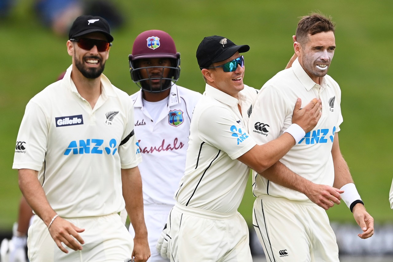 New Zealand vs West Indies: Bowlers Push NZ to Brink of Victory in First Test