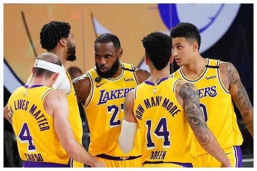 The Long and Short of Los Angeles Laker's NBA Season