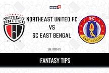 NEUFC vs SCEB Dream11 Predictions, ISL 2020-21, NorthEast United FC vs SC East Bengal: Playing XI, Football Fantasy Tips