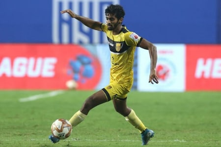 Need to Keep it Simple against 'High-quality' Players in ISL: Hyderabad FC's Akash Mishra