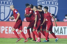 ISL 2020-21 HIGHLIGHTS, NorthEast United FC vs SC East Bengal Latest Updates: NEUFC Win 2-0 as SCEB  Lose Again