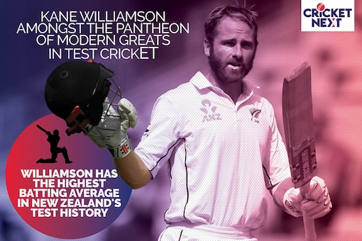 New Zealand vs West Indies: Kane Williamson's Record Places Him Amongst Pantheon of Modern Greats