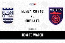 ISL 2020-21: How to watch Mumbai City vs Odisha Today's match on Hotstar, JioTV Online