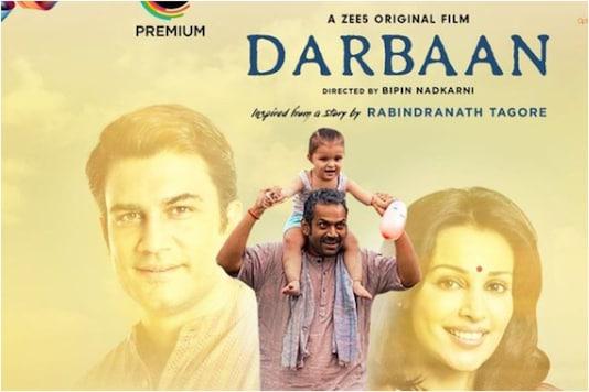 'Darbaan' poster