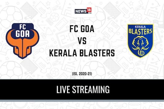 ISL 2020-21 FC Goa vs Kerala Blasters Live Streaming