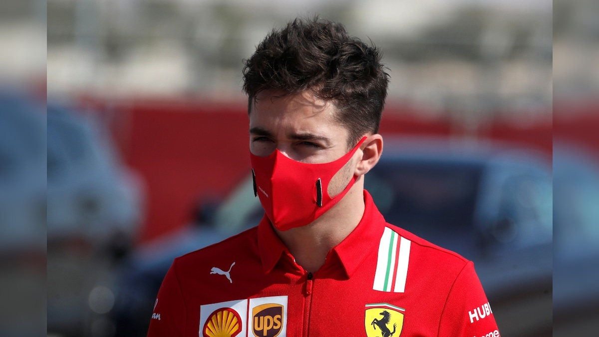Ferrari's Charles Leclerc Hopes for a Home Race With Better Luck Than Before