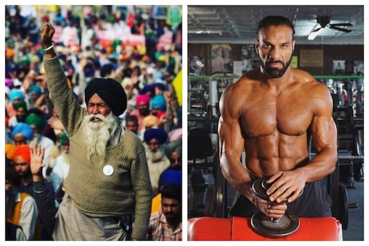 Farmer's Protest: WWE Wrestlers Jinder Mahal, Sunil Singh and Samir Singh Extend Support