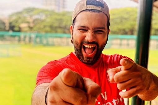 India vs England 2021: Have a look at Rohit Sharma's 'Quaran-Team' Photo from Chennai