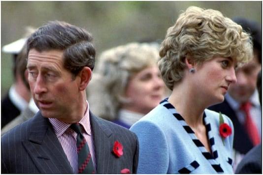 File photo of Prince Charles and Princess Diana