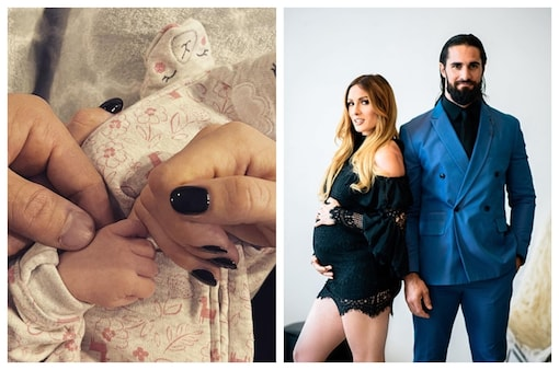 WWE: Becky Lynch, Seth Rollins Announce Birth of First Child in Instagram Photo