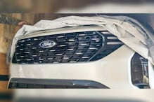 Upcoming Ford SUV Based on Mahindra XUV500 Spied for the First Time