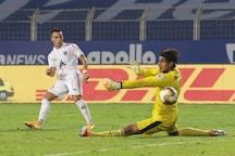 ISL 2020-21: Machado Scores Twice as Bengaluru, NorthEast Share Spoils, In Pics