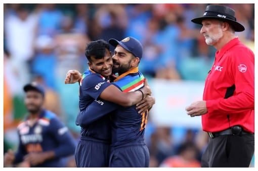 Then T20 debut, his preferred format, followed and the Salem-born did what was asked of him and even though Hardik Pandya walked away with the Man of the Series, Natarajan was widely acknowledged, even by Pandya, as the best Indian on show through the series.