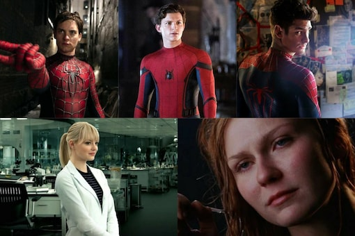 Emma Stone to Join Tobey Maguire, Andrew Garfield and Kirsten Dunst for Tom Holland's Spider-Man 3?