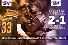 India vs Australia 2020: T Natarajan's Economy, Sanju Samson's Inconsistency & Success of An Unknown Leggie