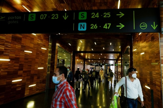 File photo of Lisbon Airport in Portugal. (Reuters)