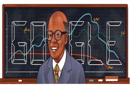 Acclaimed Development Economist Sir W Arthur Lewis in Today's Google Doodle