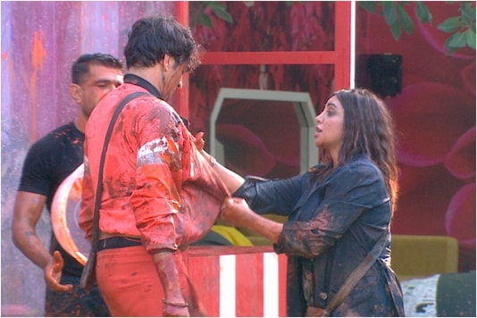 Bigg Boss 14 Day 83 Written Update: In Another Violent Clash, Vikas Gupta Throws Water on Arshi Khan