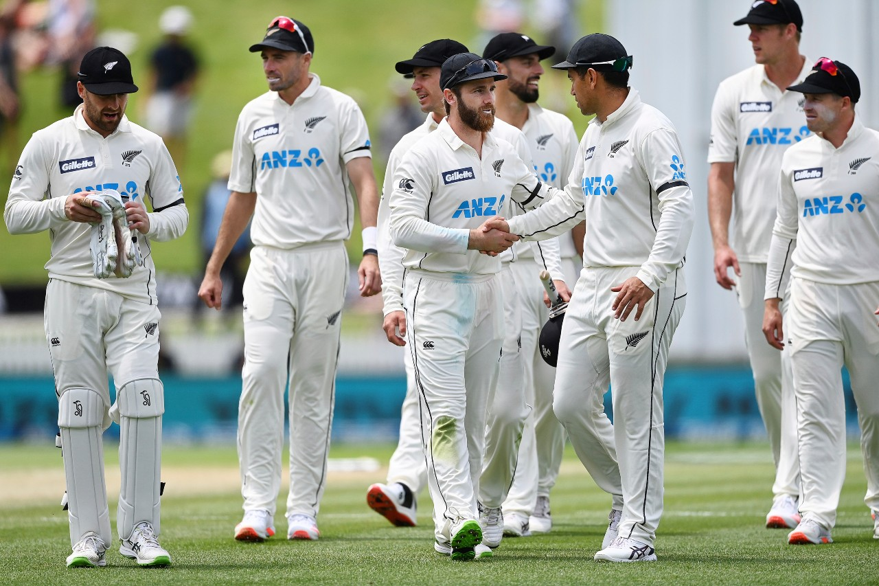 Williamson To Rejoin NZ Team After Quick Trip Home