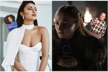Priyanka Chopra, Sophie Turner Join #MyElf Trend with Quirky Posts