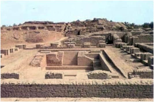 Ceramic vessels from the Indus Valley civilisation containing fat deposits from cattle and buffalo indicate meat eating | Image credit: File Photo
