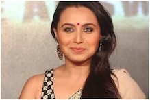Rani Mukerji Feels Fortunate to Get Projects That Had Strong Female Protagonists