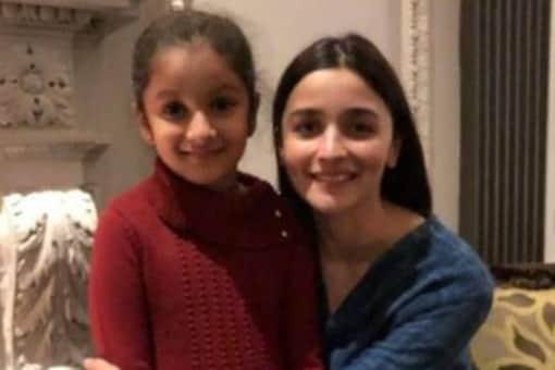 Ahead of RRR Shoot, Alia Bhatt Gets Together with Mahesh Babu's Daughter Sitara
