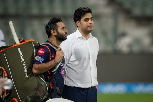 Former India International Parthiv Patel Joins Mumbai Indians as Talent Scout