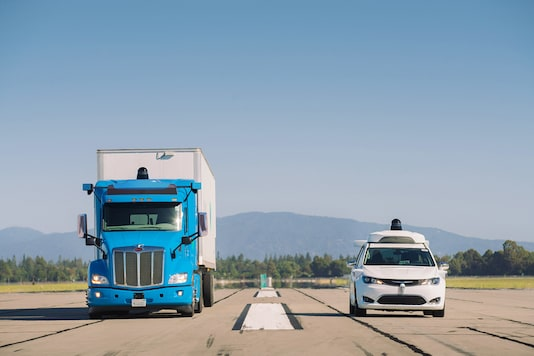 Waymo plans to test all kinds of autonomous vehicles at its new facility in Ohio. (Photo: AFP Relaxnews)