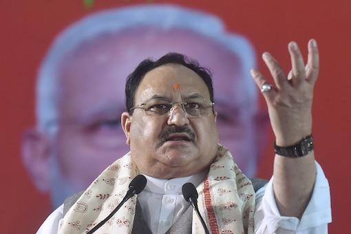 BJP national president JP Nadda. (File photo/PTI)