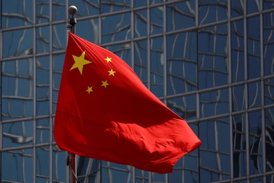 File photo of Chinese national flag. (Reuters)
