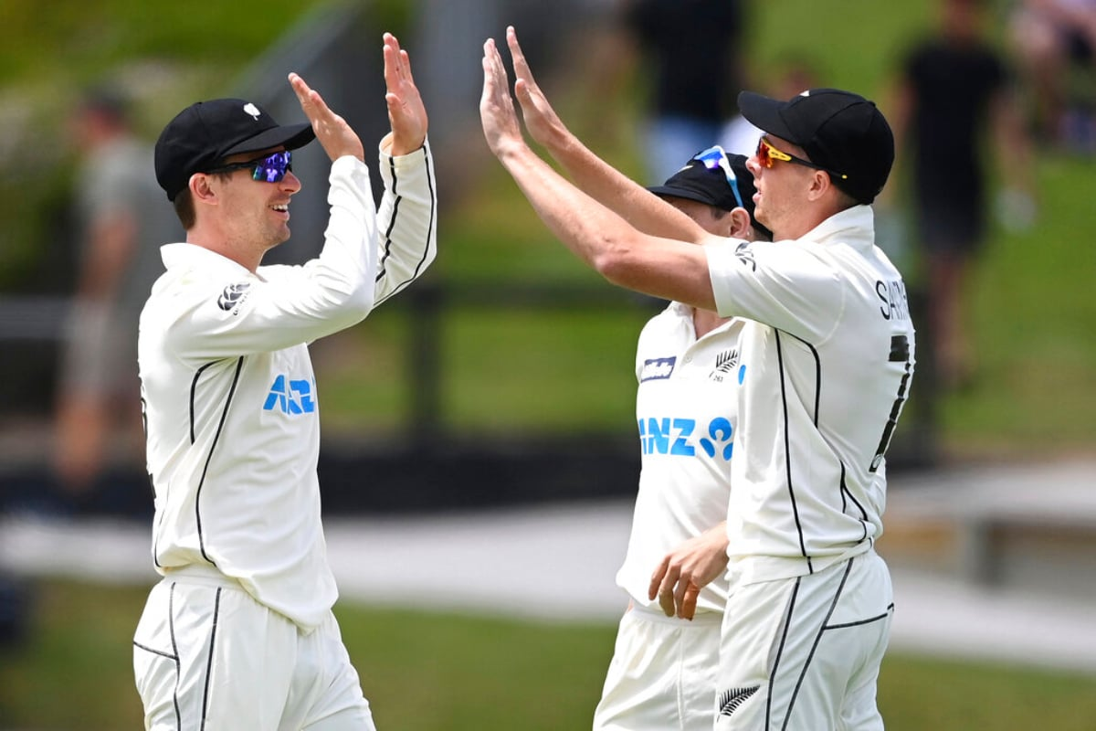 NZ vs WI, 2nd Test Schedule and Match Timings in India: When and Where to Watch New Zealand vs West Indies Live Streaming Online