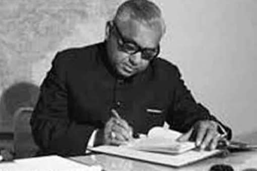 File photo of  Lalit Narayan Mishra
