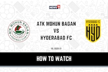 ISL 2020-21: How to Watch ATK Mohun Bagan vs Hyderabad FC Today's Match on Disney+ Hotstar