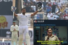 Wasim Jaffer Has the Best Meme on Rohit Sharma Clearing Fitness Test to Join Team India in Australia