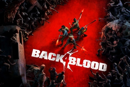 Back 4 Blood by Turtle Rock Studios.