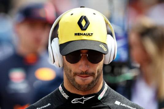 Daniel Ricciardo (Photo Credit: Twitter)