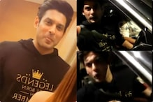 Sidharth Shukla Allegedly Beats Up Poor Man, Passerby Claims Actor was Drunk in Viral Video