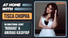 Tisca Chopra On Anurag Kashyap's Nasty Name For Her, How Budding Actors Can Meet Ekta Kapoor