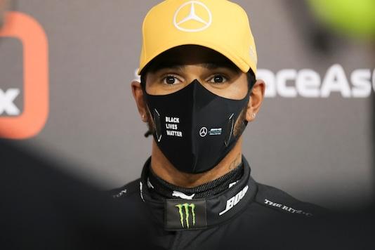 Lewis Hamilton (Photo Credit: Reuters)